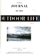 Journal of the Outdoor Life