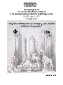 Proceedings of the 19th Annual International Conference of the IEEE Engineering in Medicine and Biology Society
