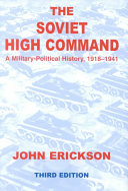 The Soviet High Command