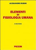 Elementi di fisiologia umana