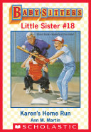 Karen's Home Run (Baby-Sitters Little Sister #18) Pdf/ePub eBook