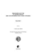 Proceedings of the 13th International Ship and Offshore Structures Congress