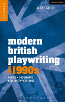 Pdf Modern British Playwriting: The 1990s Telecharger