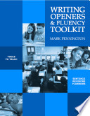 Writing Openers and Fluency Toolkit