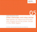 Urban Challenges and Urban Design Approaches for Resource-Efficient and Climate-Sensitive Urban Design in the MENA Region