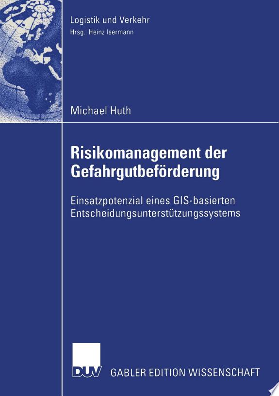 Risikomanagement der Gefahrgutbefö