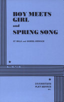Boy Meets Girl and Spring Song ebook