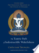 """""""The Tantric Path of Indestructible Wakefulness"""" by Chögyam Trungpa, Judith L. Lief"""