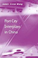 Port City Interplays in China