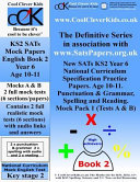 SATs KS2 Year 6 English Practice Papers Book 2 (Mock Tests a and B)