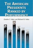The American Presidents Ranked by Performance [Pdf/ePub] eBook