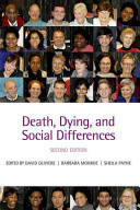 Death Dying And Social Differences