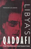 Libya's Qaddafi