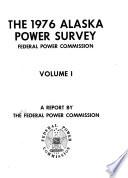 The 1976 Alaska Power Survey