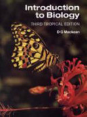 Books - Intro Biology Tropical Edition | ISBN 9780719541308