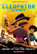 Pdf Secret of the Time Tablets (Cleopatra in Space #3)