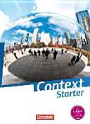 Context Starter  Sch  lerbuch  kartoniert