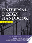 Universal Design Handbook 2e Book PDF