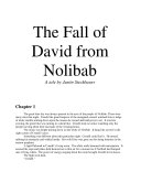 The Fall of David from Nolibab