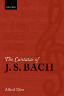 The Cantatas of J. S. Bach Pdf/ePub eBook