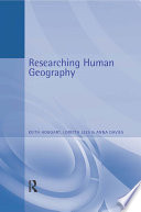 Researching Human Geography