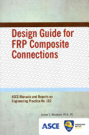 Design Guide for FRP Composite Connections Book