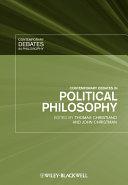 Contemporary Debates in Political Philosophy Pdf/ePub eBook