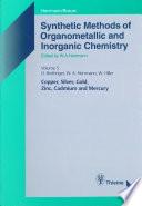 Synthetic Methods Of Organometallic And Inorganic Chemistry Volume 5 1999 Book PDF