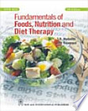 Fundamentals Of Foods  Nutrition And Diet Therapy Book