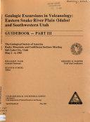 Special Studies - Utah Geological and Mineral Survey