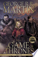 A Game of Thrones  Comic Book Book