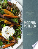 link to Modern potluck : beautiful food to share in the TCC library catalog