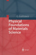 Physical Foundations of Materials Science Pdf/ePub eBook