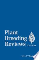 Plant Breeding Reviews  , Volume 39