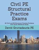 Civil PE Structural Practice Exams