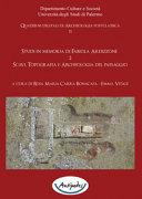 Studi in memoria di Fabiola Ardizzone. 2. Scavi, Topografia e Archeologia del paesaggio