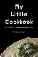 My Little Cookbook