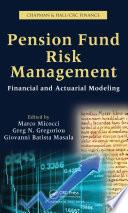Pension Fund Risk Management