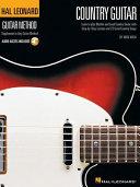 Country Guitar Book