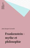 Pdf Frankenstein : mythe et philosophie