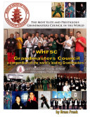 WHFSC Grandmaster s Council  a compendium of the world s leading Grandmasters