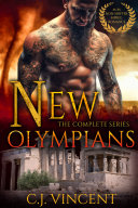 New Olympians  Books 1 6   The Complete Series