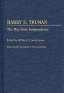 Harry S Truman The Man From Independence PDF