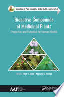 Bioactive Compounds of Medicinal Plants