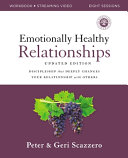 Emotionally Healthy Relationships Workbook Plus Streaming Video  Updated Edition Book