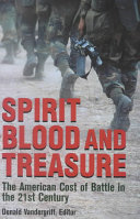 Spirit  Blood  and Treasure