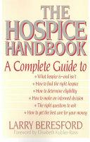 The Hospice Handbook