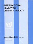 The United Nations And Juvenile Justice