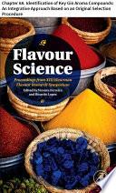 Flavour Science