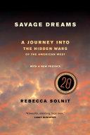 Savage Dreams Pdf/ePub eBook